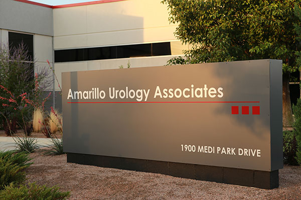 Map & Directions | Amarillo Urology Associates | Amarillo Texas